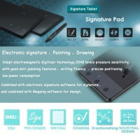 ORIGINAL - USB Drawing Board Tablet Pen PC Laptop Graphic Design Paint