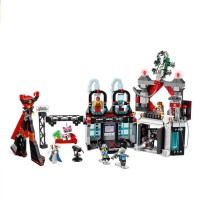 NEW SEALED LEGO MOVIE # 70809 LORD BUSINESS EVIL LAIR SET