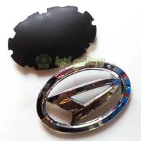 harga Emblem Logo Depan Daihatsu All New Xenia Oem Quality Tokopedia.com