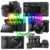 Jual SONY ALPHA A6000 Kit 16-50mm-Camera Mirrorless Murah