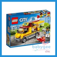 Jual Lego 60150 Lego City Pizza Van Murah