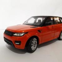 Diecast Welly Nex Range Rover Sport skala 24