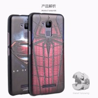 Zenfone 3 Max 5.2 ZC520TL soft case casing hp cover SILIKON SUPERHERO