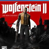 Wolfenstein 2 The New Colosus Games PS4 Digital Download Pegi 18
