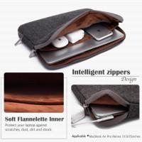 Jual Tas Laptop Sleeve For Macbook pro Air,Retina, 11 12 inch Waterproof Murah