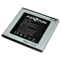 Battery for Advan Mobile 1300mAh - S4H