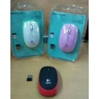 Jual mouse wireless logitech m165 Murah