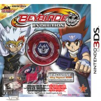 3DS BEYBLADE: Evolution Collector's Edition with Wing Pegasus