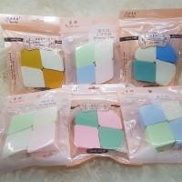 SPON WAJIK / Dadu / Diamond Foundation Sponge Blender / Blending Bedak