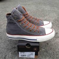 sepatu casual pria converse ct high tali tan original premium 2 warna