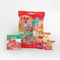 Jual Yupi Gummy Lunch 95 gr Murah