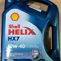 """Oli Shell Helix HX7 Sae 10w-40 Galon 4LT """" 09649 """""""