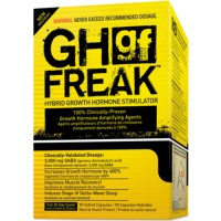 Amazon Best GH freak 120 caps Import