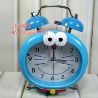 Jual Jam Weker Doraemon  - Jam Meja - Jam Alarm  - Bentuk Bulat dan Kotak Murah