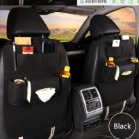 Jual Car seat organizer / Tas mobil multifungsi dipasang dibelakang jok Murah