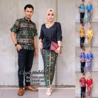 Jual Couple Pitaloka Etnic Batik Kebaya Modern Murah Murah