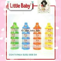 Little Baby Milk Powder Container / kontainer tempat susu bubuk 4 susu