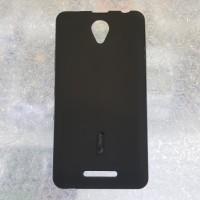 Lenovo A5000 Black Matte Case Anti Minyak Soft Hitam