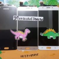 Lcd+Touchscreen Samsung J7 Prime G610 Fullset Grand Ori AA