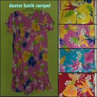 Jual Daster Batik Rampel Murah