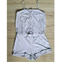 Baju Jumpsuit Anak Perempuan Second Preloved Merk Zara Original
