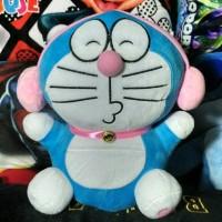 Jual Boneka Doraemon Walkman Pink Yelvo uk M Murah