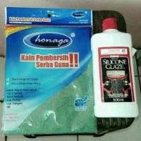 Jual Lap Microfiber Plus Amway Silicone Glaze Murah