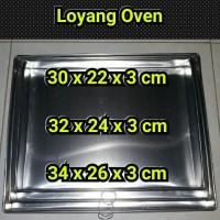 Loyang Oven 32 cm ( Pendek ) Untuk Kue Kering