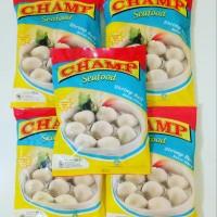 Champ Seafood Bakso Udang - Chacha Frozenfood