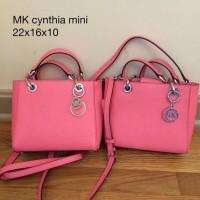 Michael kors cynthia mini tas asli original bag branded bag authentic