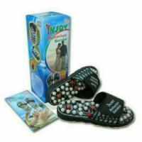 Jual Sandal Kesehatan INJOY / Sandal Refleksi Terapi Pijat Telapak Kaki Murah