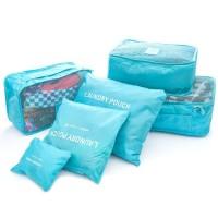 Tas Organizer Travel/ Gen Bag in Bag Travel isi 6pcs tas/ Bag Travel