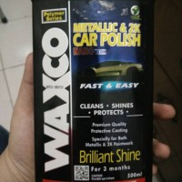 Jual Waxco Metallic & 2K polish 500ml Murah
