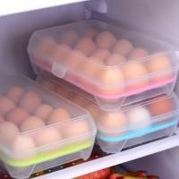 Tempat Penyimpanan Telur/ Box Telor 15 lubang/ Kotak Telur Egg Box
