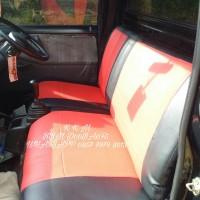 Sarung Jok Mobil Suzuki Carry Futura Freelander Kombinasi Bintik