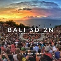 Tour Bali trip wisata pulau dewata pantai pandawa uluwatu kuta beach