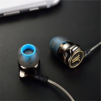 Powerful Earphone DM7 Zinc Alloy