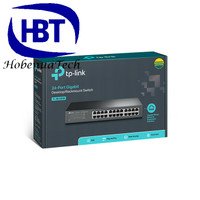 TPLINK TL-SG1024D (100/1000Mbps) Gigabit Rackmount Switch Hub-24Port