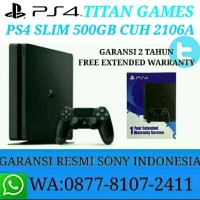 Jual PS4 Slim 500GB CUCH 2016A Murah