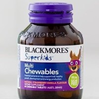 Jual Blackmores Superkids Multi Chewable - 60 Murah