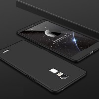 360 protection slim matte case For Oppo R7+