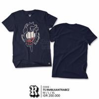 KAOS RMBLXANTRABEZ NVY - Rumble Cloth Bali
