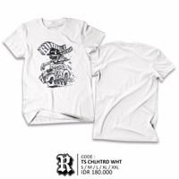 KAOS CHLHTRD WHT - Rumble Cloth Bali