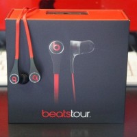 Beats Tour 2.0 by Dr. Dre In-Ear Headphones (w/ Control Berkualitas