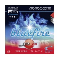 DONIC Bluefire JP03 Rubber Bat Pingpong  Red Max