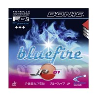 DONIC Bluefire JP01 Rubber Bat Pingpong  Red Max