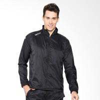 Kappa Track Suit Jacket Black