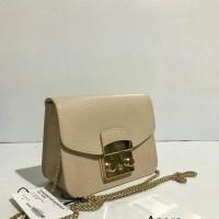 Harga tas wanita import furla acero krem nude original promo murah sale te | Pembandingharga.com
