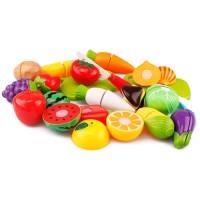 Mainan Anak Potong Buah dan Sayur 20 PCS Limited