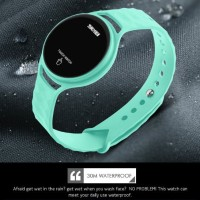 SKMEI Jam Tangan Wanita LED Touch Layar Sentuh Digital Berkualitas